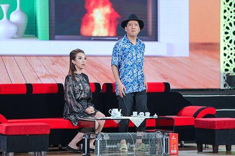 Nha Phuong bat ngo xuat hien va hat cung Truong Giang trong liveshow 'Chang he xu Quang 2 – Ve que' - Anh 2