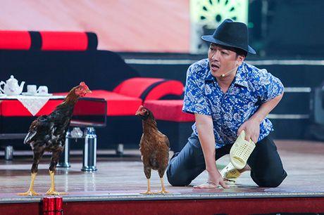 Nha Phuong bat ngo xuat hien va hat cung Truong Giang trong liveshow 'Chang he xu Quang 2 – Ve que' - Anh 4