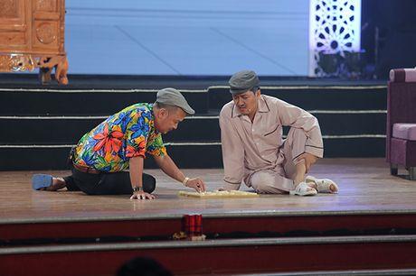 Nha Phuong bat ngo xuat hien va hat cung Truong Giang trong liveshow 'Chang he xu Quang 2 – Ve que' - Anh 6