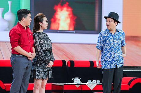 Nha Phuong bat ngo xuat hien va hat cung Truong Giang trong liveshow 'Chang he xu Quang 2 – Ve que' - Anh 8