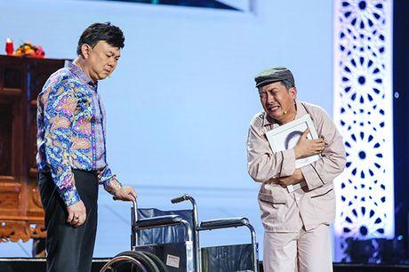 Nha Phuong bat ngo xuat hien va hat cung Truong Giang trong liveshow 'Chang he xu Quang 2 – Ve que' - Anh 9