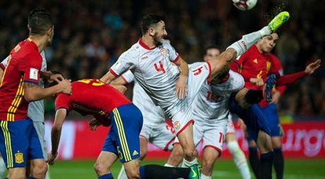 Vong loai World Cup: Tay Ban Nha chua cho Thien thanh thay troi xanh - Anh 1