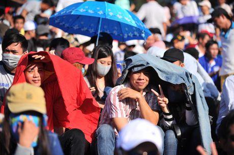 Chum anh: Toan canh tran Viet Nam - Avispa Fukuoka - Anh 7
