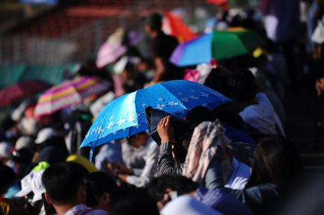 Chum anh: Toan canh tran Viet Nam - Avispa Fukuoka - Anh 8