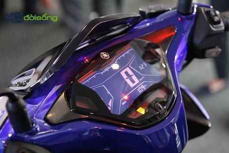 Clip can canh xe tay ga hoan toan moi Yamaha NVX tai Viet Nam - Anh 4