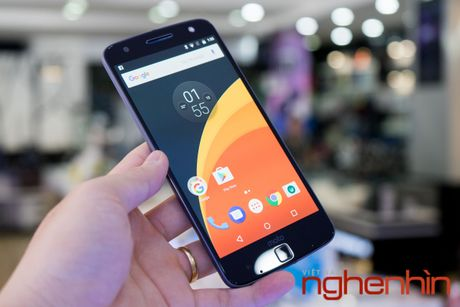 Xem ky smartphone Moto Z vua len ke Viet gia 16 trieu - Anh 10