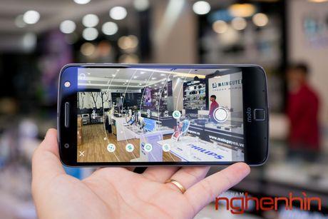 Xem ky smartphone Moto Z vua len ke Viet gia 16 trieu - Anh 11