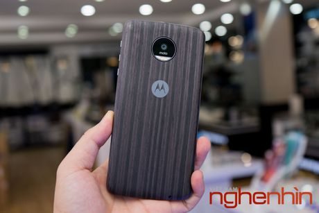 Xem ky smartphone Moto Z vua len ke Viet gia 16 trieu - Anh 13