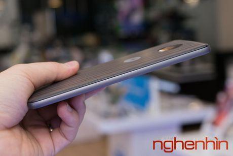 Xem ky smartphone Moto Z vua len ke Viet gia 16 trieu - Anh 15