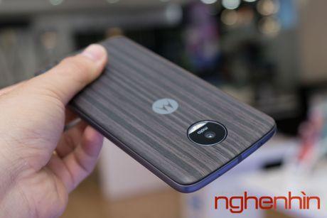 Xem ky smartphone Moto Z vua len ke Viet gia 16 trieu - Anh 17