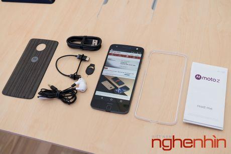Xem ky smartphone Moto Z vua len ke Viet gia 16 trieu - Anh 19