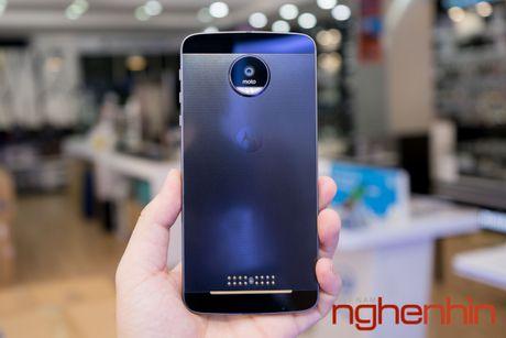 Xem ky smartphone Moto Z vua len ke Viet gia 16 trieu - Anh 1