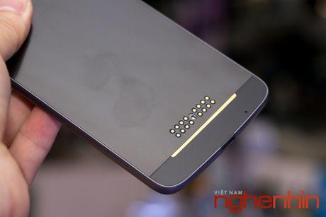 Xem ky smartphone Moto Z vua len ke Viet gia 16 trieu - Anh 3