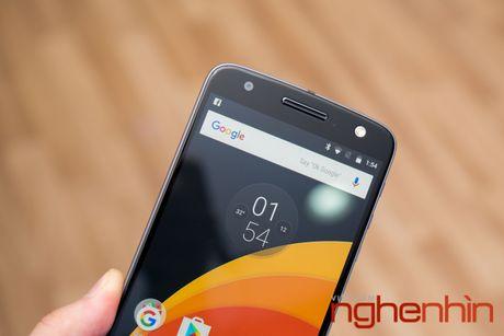 Xem ky smartphone Moto Z vua len ke Viet gia 16 trieu - Anh 8