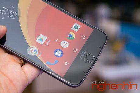 Xem ky smartphone Moto Z vua len ke Viet gia 16 trieu - Anh 9