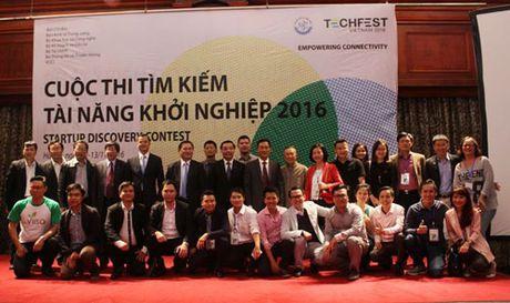 Be mac Techfest 2016: Gan 3.000 luot nguoi tham du, 250 luot ket noi - Anh 1