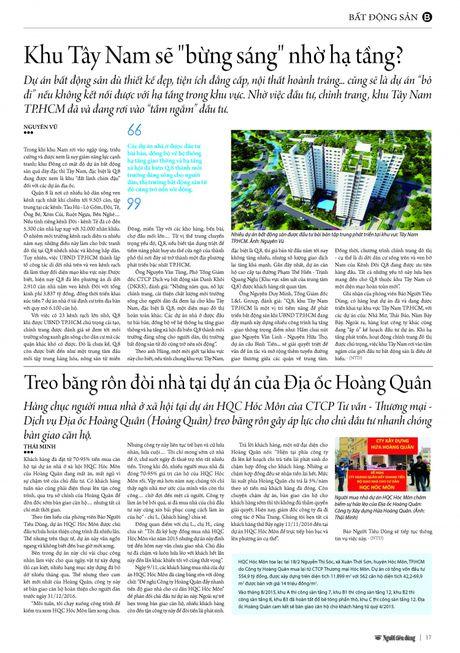 """Khu Tay Nam (TP.HCM) se """"bung sang"""" nho ha tang? - Anh 2"""