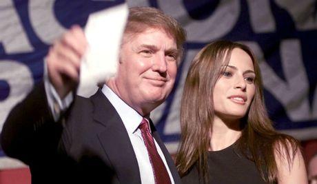 Nhung bong hong trong cuoc doi Tong thong dac cu Trump - Anh 8