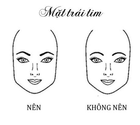 6 cach ve long may chuan cho tung dang mat - Anh 1