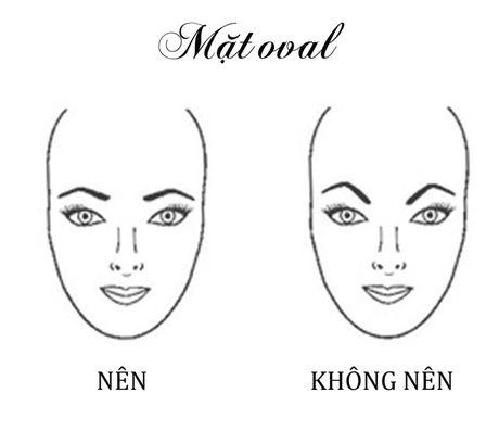 6 cach ve long may chuan cho tung dang mat - Anh 3