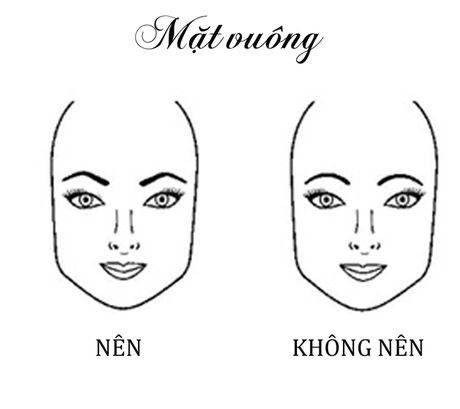 6 cach ve long may chuan cho tung dang mat - Anh 4