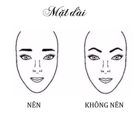6 cach ve long may chuan cho tung dang mat - Anh 5