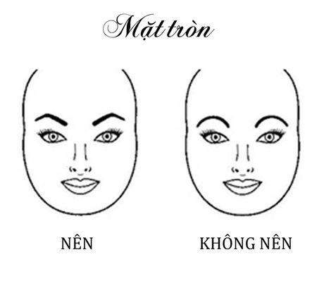 6 cach ve long may chuan cho tung dang mat - Anh 6