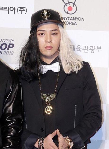 8 kieu toc de doi cua G-Dragon (Big Bang) - Anh 11