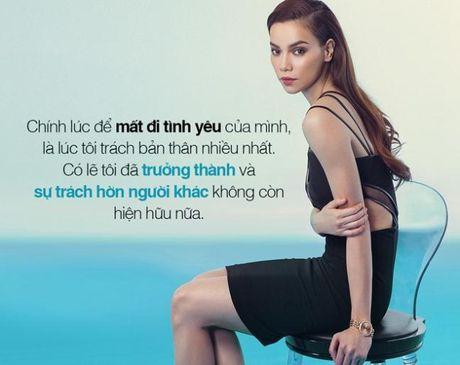 Nhung phat ngon tao bao cua Ho Ngoc Ha ve tinh yeu - Anh 12