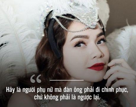 Nhung phat ngon tao bao cua Ho Ngoc Ha ve tinh yeu - Anh 13