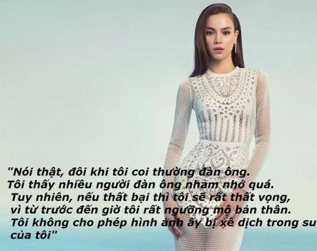 Nhung phat ngon tao bao cua Ho Ngoc Ha ve tinh yeu - Anh 1