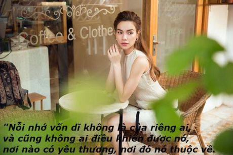 Nhung phat ngon tao bao cua Ho Ngoc Ha ve tinh yeu - Anh 8