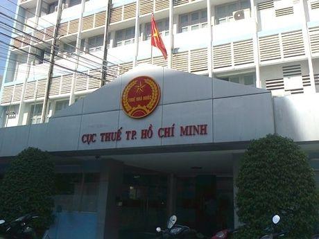 Cuc Thue TP Ho Chi Minh: Van con ton tai nhieu sai pham can duoc xu ly - Anh 1