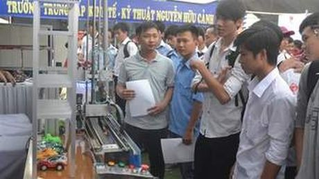 Bo GD&DT se ban giao cac truong nghe cho Bo LD-TB&XH - Anh 1