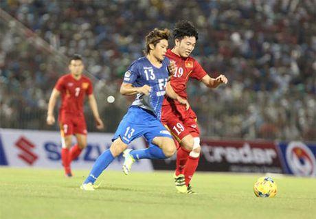 CLB Avispa Fukuoka muon chieu mo Cong Phuong, Xuan Truong - Anh 1