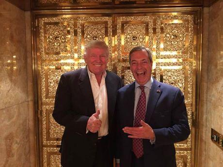 Trump gap thu linh phong trao Brexit - Anh 1