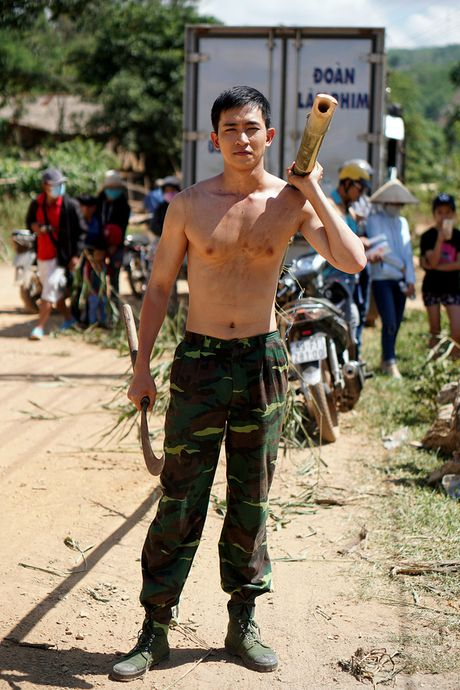 Bo phim Viet dau tien so huu ca 'tap doan' trai dep: Tu nam tinh, lich lam den co bap! - Anh 5
