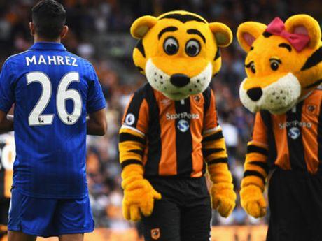Thu gian cuoi tuan: 20 linh vat ngo nghinh cua cac CLB tai Premier League - Anh 3