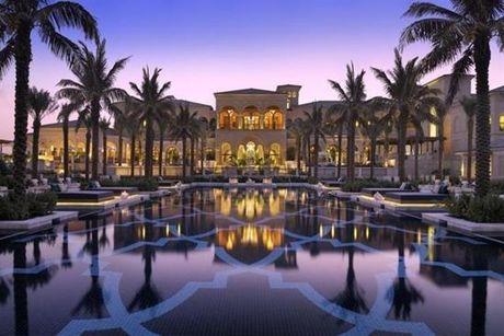 Choang ngop su sang chanh o vuong quoc du lich dang cap the gioi Dubai - Anh 2