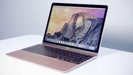 Mong cho gi o MacBook Pro 2016? - Anh 1