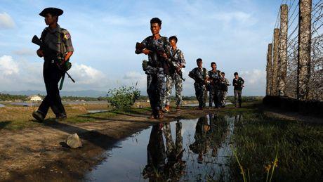 Giao tranh leo thang tai Myanmar, 8 nguoi thiet mang - Anh 1