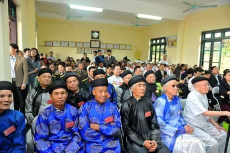 Tong Bi thu, Chu tich Mat tran du Ngay hoi dai doan ket tai thon Phat Tich - Anh 10