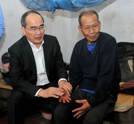 Tong Bi thu, Chu tich Mat tran du Ngay hoi dai doan ket tai thon Phat Tich - Anh 4