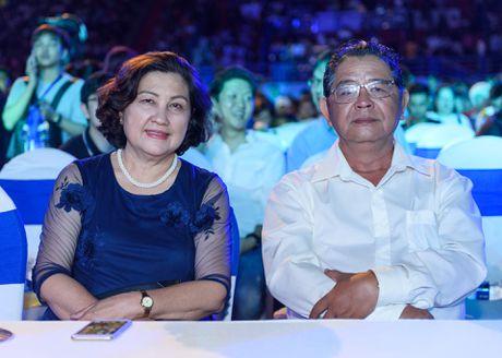 Sao Viet gian di den xem live show Noo Phuoc Thinh - Anh 2