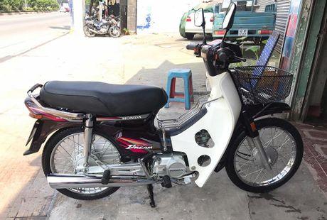 Honda Super Dream hang doc con moi tinh sau 16 nam - Anh 1