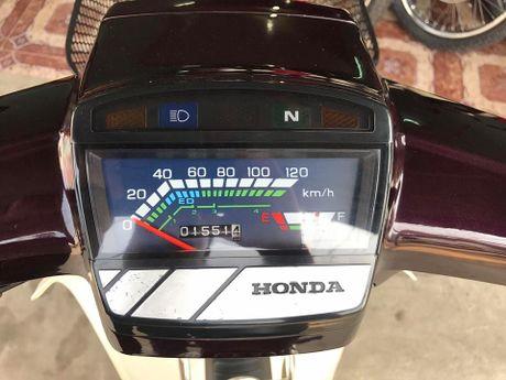 Honda Super Dream hang doc con moi tinh sau 16 nam - Anh 2
