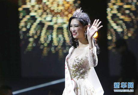 Tan hoa hau Hoan vu Trung Quoc 2016 bi che gia va kem xinh - Anh 1