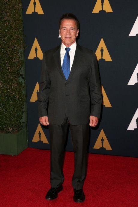 Sao Hollywood te tuu tren tham do Oscar ton vinh Thanh Long - Anh 12