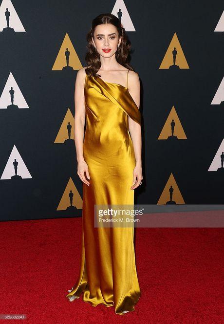 Sao Hollywood te tuu tren tham do Oscar ton vinh Thanh Long - Anh 3