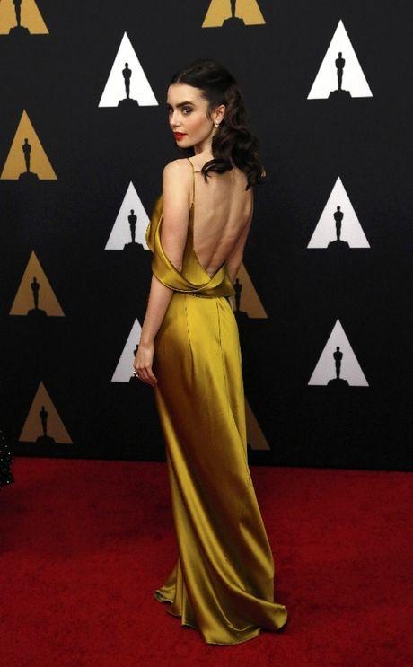 Sao Hollywood te tuu tren tham do Oscar ton vinh Thanh Long - Anh 4